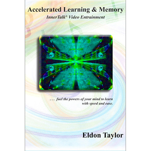 Accelerated Learning and Memory - An InnerTalk subliminal hypnosis DVD / MP4 - Personal Empowerment Affirmations