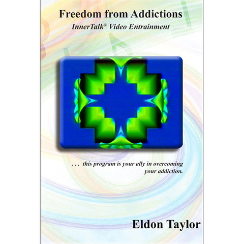 Freedom from Addictions - An InnerTalk subliminal hypnosis DVD / MP4 - Self Help Affirmations