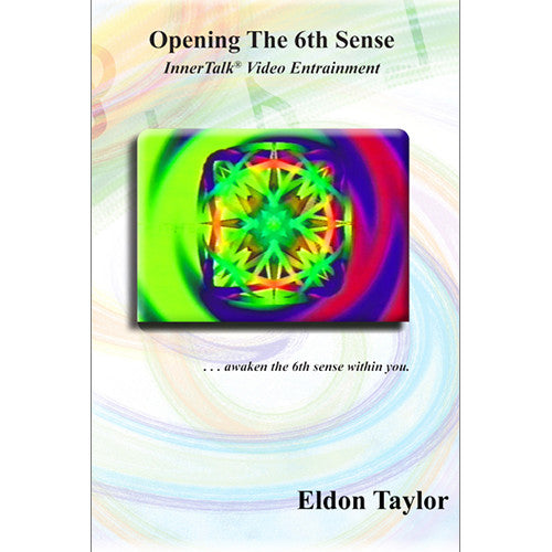 Opening the Sixth Sense - InnerTalk subliminal hypnosis DVD / MP4 - Personal empowerment affirmations.