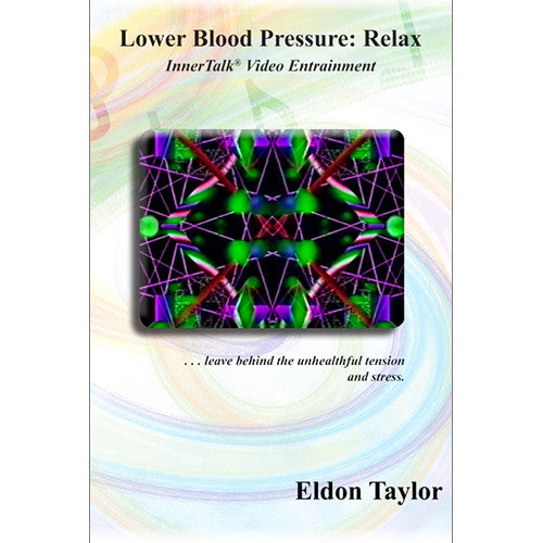 Blood Pressure (Relaxed: Lower Blood Pressure) ~ DVD