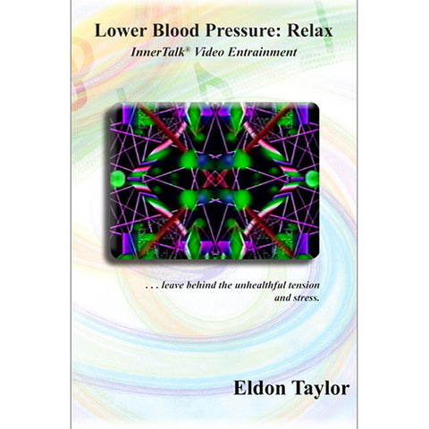 Lowered Blood Pressure - InnerTalk subliminal hypnosis DVD / MP4 - Self help affirmations