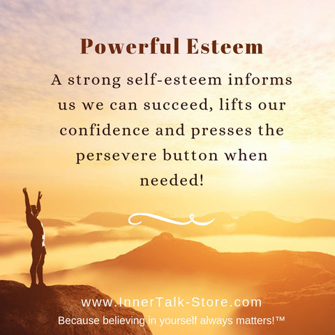 Powerful Esteem (Brain entrainment, binaural beats and InnerTalk subliminal personal empowerment program)
