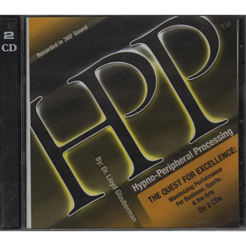 Quest for Excellence - Hypno-Peripheral Processing, HPP - Hypnosis Self Help MP3