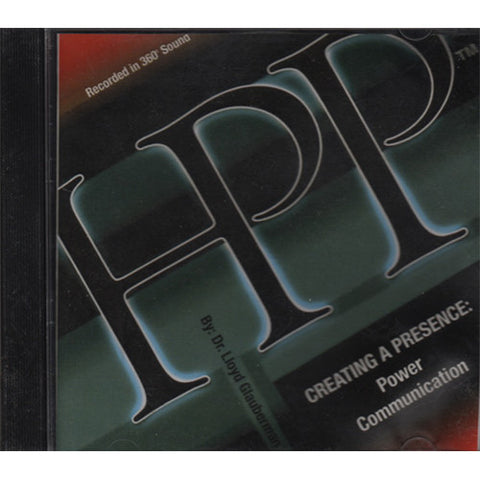 Power Communication ~ Hypno-Peripheral Processing, HPP ~ Hypnosis Self-Help MP3