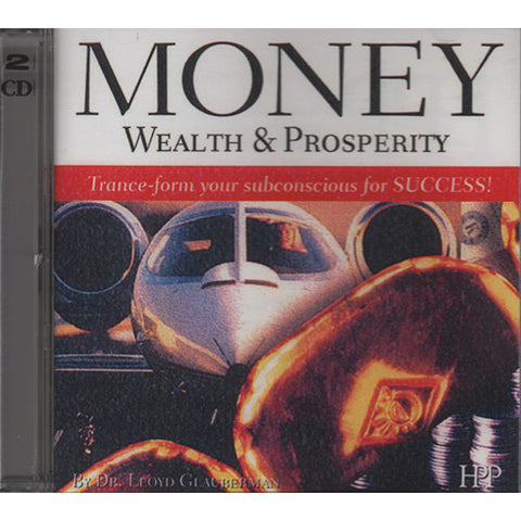 Money, Wealth and Prosperity - Hypno-Peripheral Processing, HPP - Hypnosis Self Motivation Audio Program