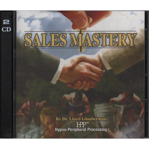 Sales Mastery - Hypno-Peripheral Processing, HPP - Hypnosis Self Motivation Audio Program