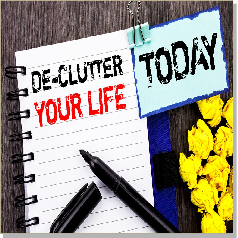 Decluttering Your Life - InnerTalk subliminal self-help motivational affirmations CD / MP3 - Patented! Proven! Guaranteed! - The Best