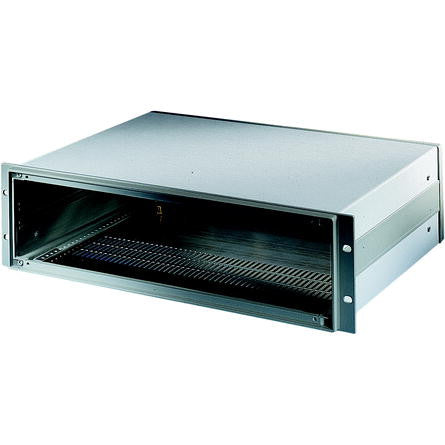 "nVent Schroff | 10828-059 |  INPAC  19"" Case (Chassis) 4U X 19"" X 434.5mm Deep"