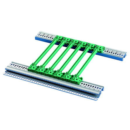 Schroff | 24560-359 |  Guide rails, standard, 160 mm deep (10pcs)