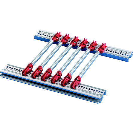 nVent Schroff | 24560-379 |  Guide rail, 280 mm deep (10 PCS.)
