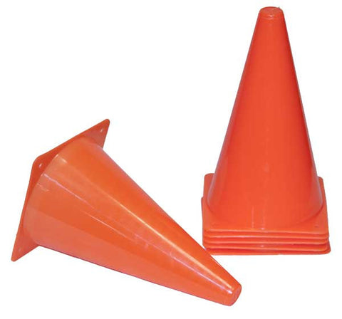 Agility Cones (Set of 6)