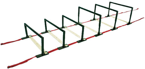 Adjustable Step Hurdles