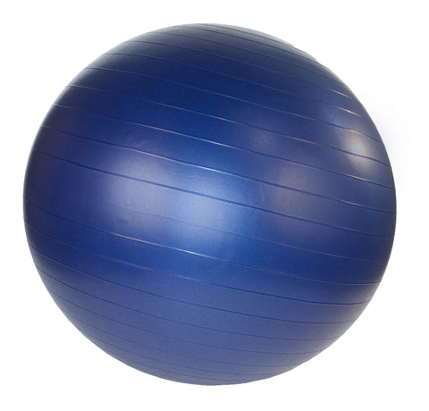 Anti-Burst Gym Ball w/ Pump- 85cm