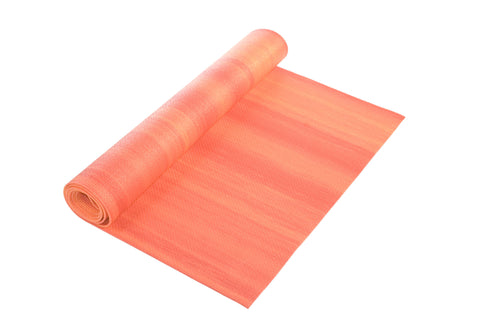 "1/4"" Elements Pilates Mat (Fire) - 68"""