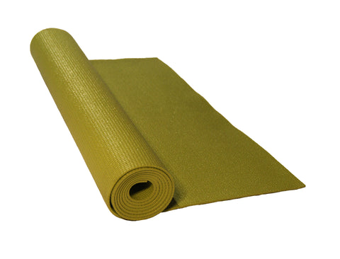 "Yoga Mat 72"" (Light Olive)"