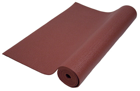 Pilates Mat (Burgundy)