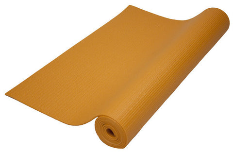 Pilates Mat (Orange)