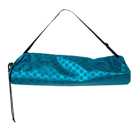 Deluxe Yoga Bag - Teal Blue