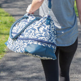 The Maureen Ikat Travel Bag