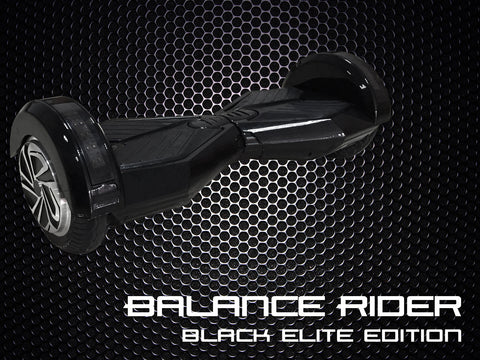 "j/fit Balance Rider - Black Elite Edition - 8"" Wheel"