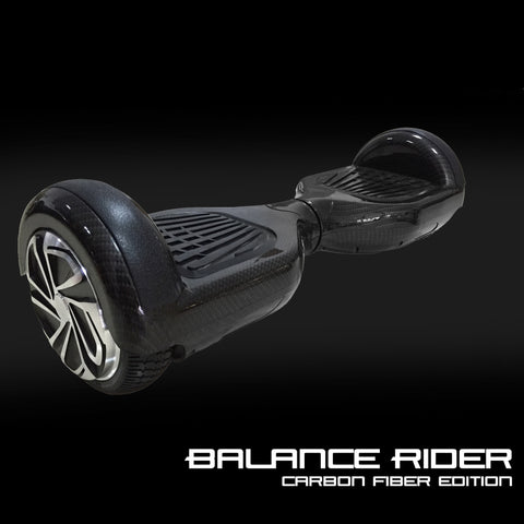 "j/fit Balance Rider - Carbon Fiber Print Edition - 6.5"" Wheel"
