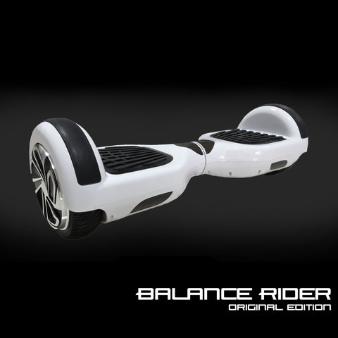 "j/fit Balance Rider - Original White Edition - 6.5"" Wheel"