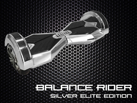 "j/fit Balance Rider - Silver Elite Edition - 8"" Wheel"