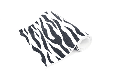 "Yoga Mat - Safari Collection 68"" (Zebra Print)"