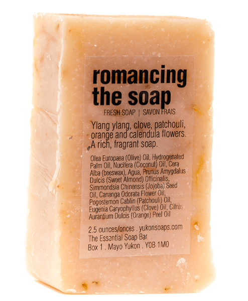 Romancing the Soap