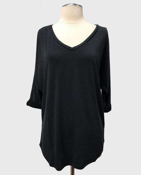 Soft Dolman Tunic