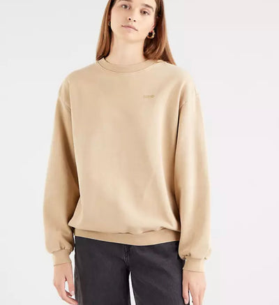 Melrose Slouchy Crew