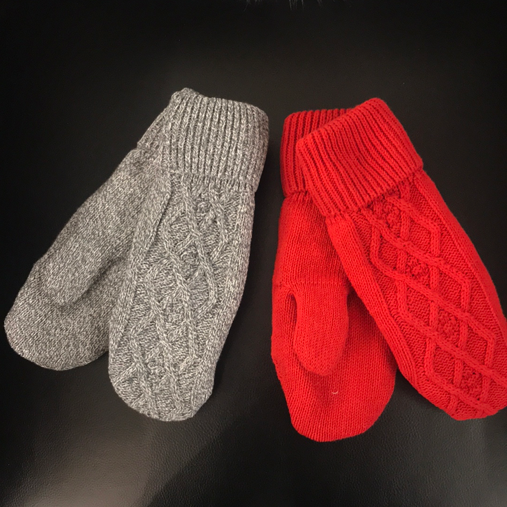 Parkhurst Cable Mittens