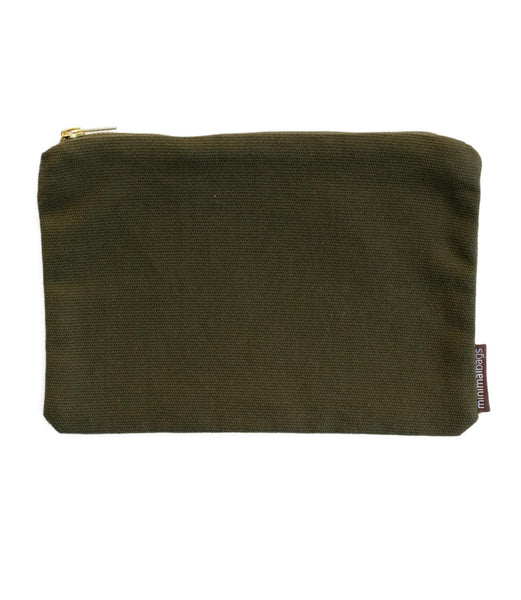 Army Vintage Canvas Pouch