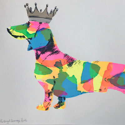 Royal Sausage Pride