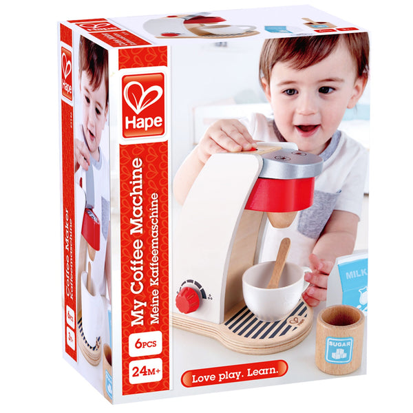 Hape Coffee Machine - Eloquence Boutique