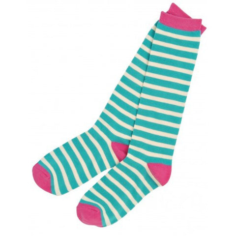 Hatley  Womens Knee High Socks - Glamping - Eloquence Boutique