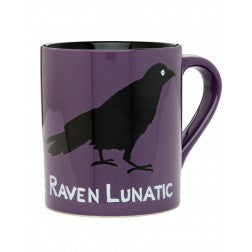 Hatley Coffee Mug - Raven Lunatic - Eloquence Boutique