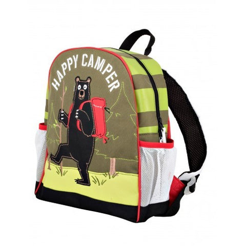 Hatley Backpack - Happy Camper - Eloquence Boutique
