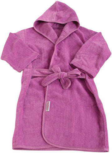 Silly Billyz Bathrobe - Plum