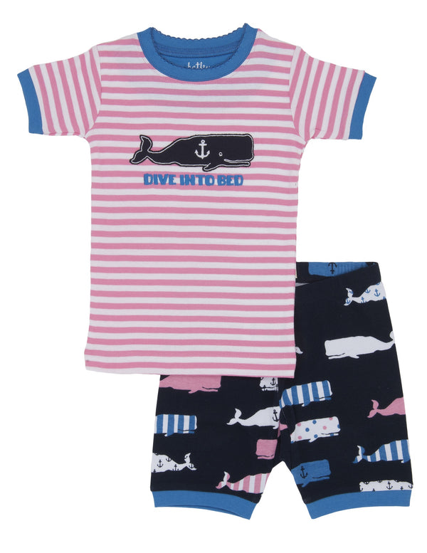 Hatley Pyjamas - Dive into Bed - Eloquence Boutique