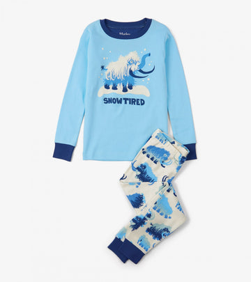 Hatley Pyjamas -  Snow Tired