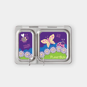 PlanetBox Shuttle Magnets - Lady Bug