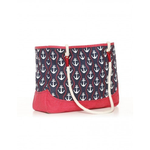 Hatley Tote Bag - Anchors - Eloquence Boutique