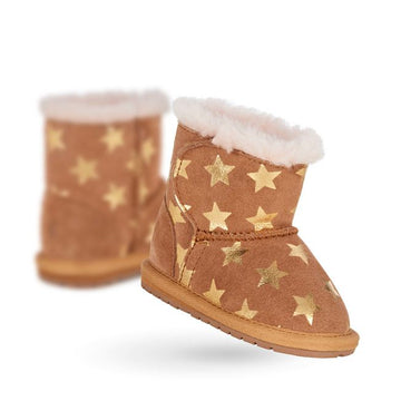 Emu Slipper - Starry Night Chestnut