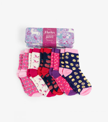 Hatley Socks - Magical Unicorns