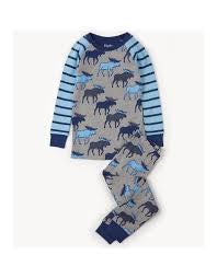 Hatley Pyjamas  -  Blue Moose