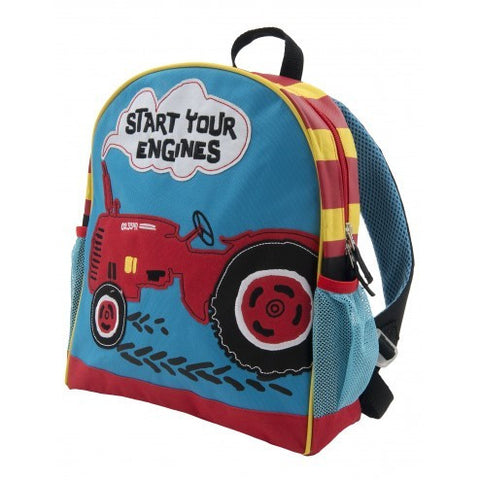 Hatley Backpack - Farmer Jack - Eloquence Boutique