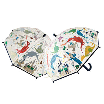 Floss & Rock Colour Change Umbrella - Spellbound