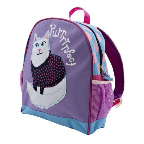 Hatley Backpack - Sweater Cats - Eloquence Boutique