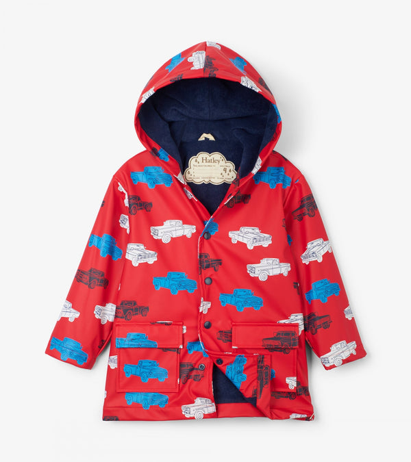 Hatley Raincoat - Classic Trucks